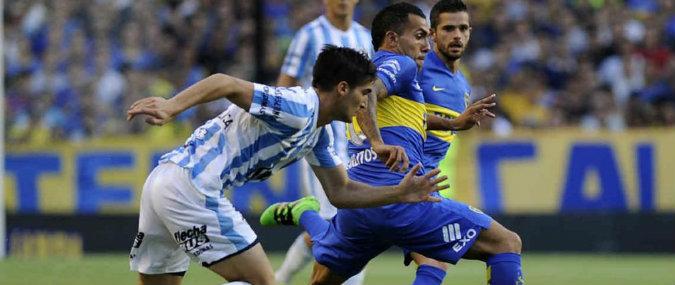 Resultado de imagem para Atlético Tucumán x Boca Juniors