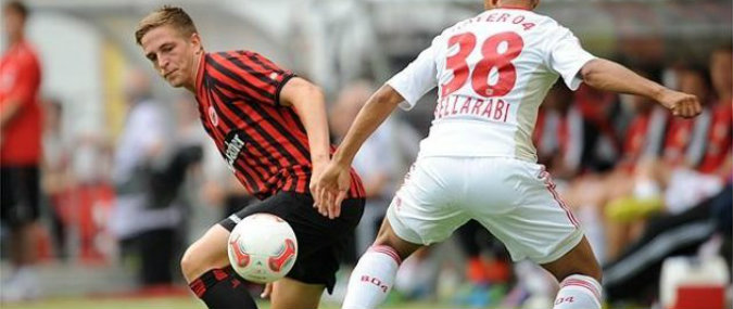 Resultado de imagem para Eintracht Frankfurt x Bayer Leverkuse