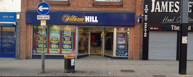 William Hill's company